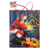 Large Gift Bag In Plain Matte Or Glossy Finish - 0
