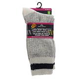 Paquet de 2 paires de chaussettes de laine pour femme - 0