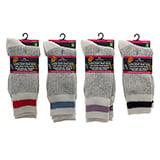 Paquet de 2 paires de chaussettes de laine pour femme - 1