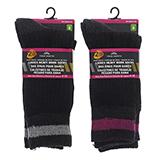 Paquet de 2 paires de chaussettes de laine pour femme - 2