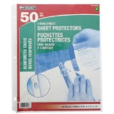 3-Ring binder Sheet Protectors 50PK - 0