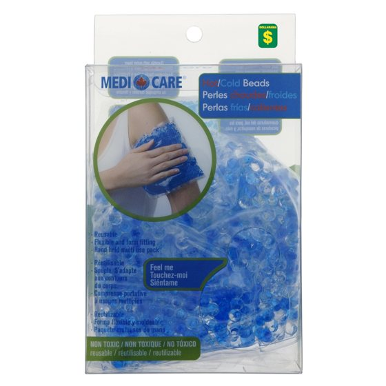 Reusable Hot/Cold Beads Compress