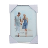 5'' x 7'' Metallic Photo Frame (Assorted styles) - 0