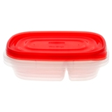 Divided Food Container 3PK - 1