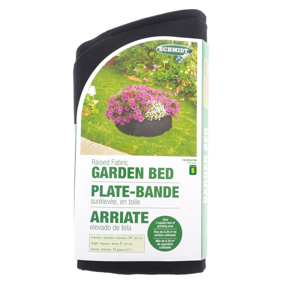 Mini Fabric Garden Bed