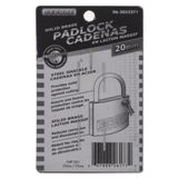 2PK Brass Padlocks - 3