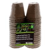 10 Pots en carton pour semis - 0