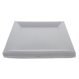 Square Disposable Dinner Plates 16PK - 1