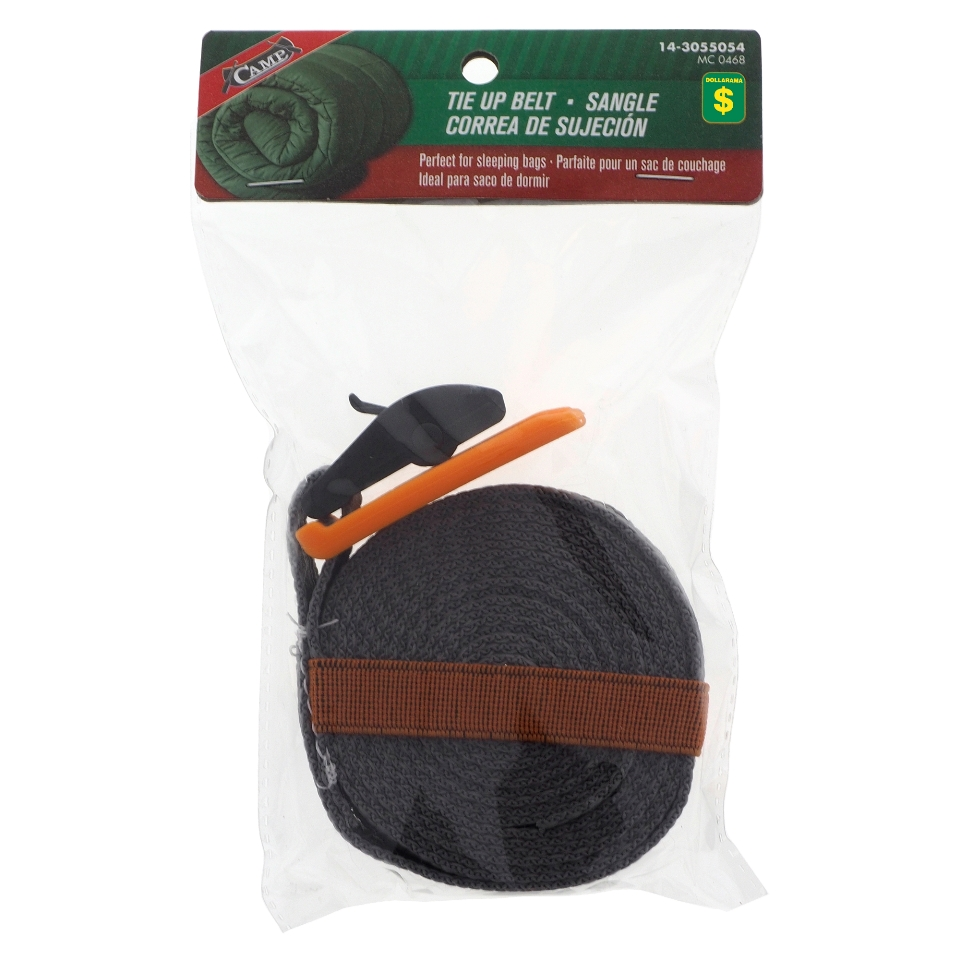 Sleeping Bag Tie Up Belt