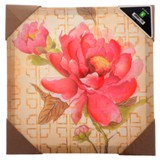 Framed Flower Print Canvas (Assorted collection) - 2