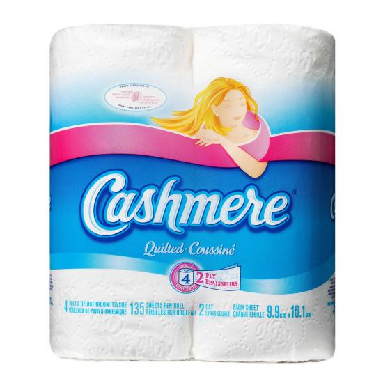 4PK Bathroom Tissue