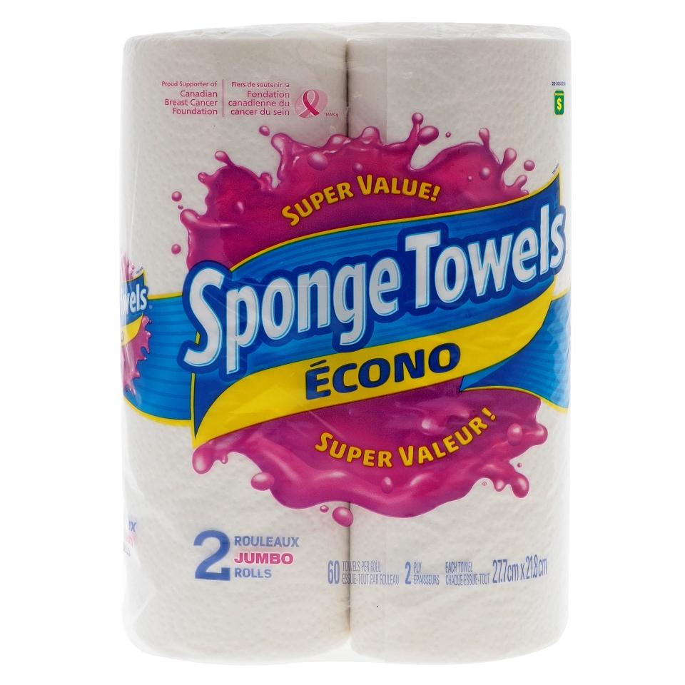 Econo Paper Towels 2PK