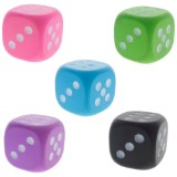 Giant Foam Dice (Assorted Colours) - 1