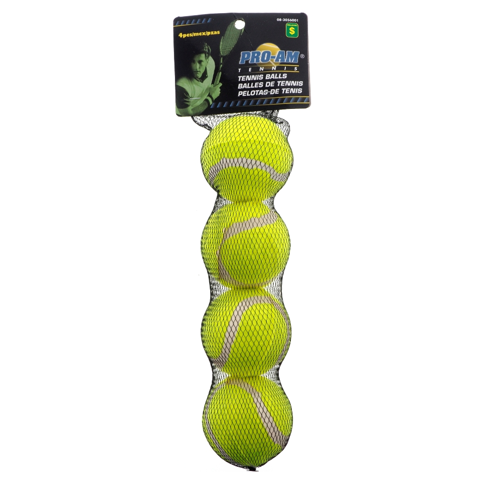 Tennis Balls 4PK