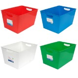 Rectangular Storage Box (Assorted colours) - 1