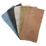 Face Cloth (Assorted Colours) - 1