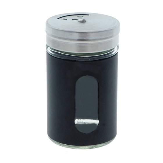 Salt & Pepper Shaker with Glass Window