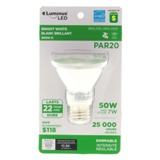PAR20 60W LED 3000K Light Bulb - 0