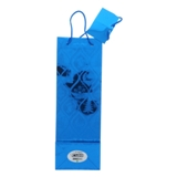 Wine Gift Bags / With Glitter Or Hot Stamp Enhancement / On 2 Sides - 2