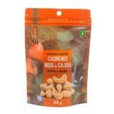 Roasted & Salted Cashews - 0