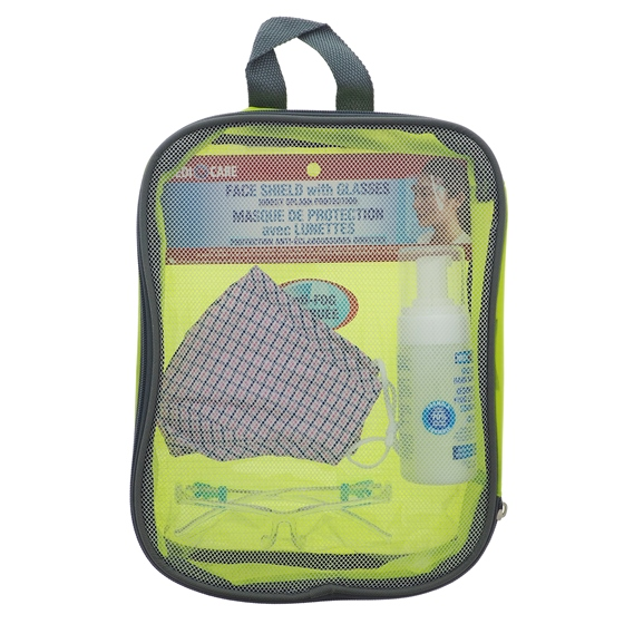 Packing Cube with Mesh Top - Large