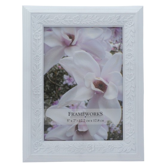 5''x 7'' Molded Border Photo Frame