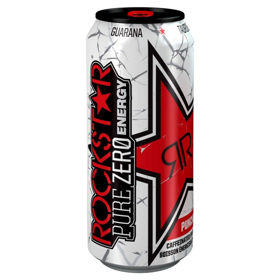 Pure Zero Punched Sugar-Free Energy Drink