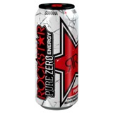 Pure Zero Punched Sugar-Free Energy Drink - 0