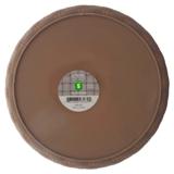 Corbeille à papier ronde tissée en plastique (Couleurs assorties) - 2