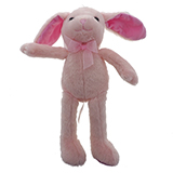 Easter Bunny Plush Characters On Chain - 1