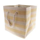 Storage Box With Rope Handles (Assorted Styles) - 2