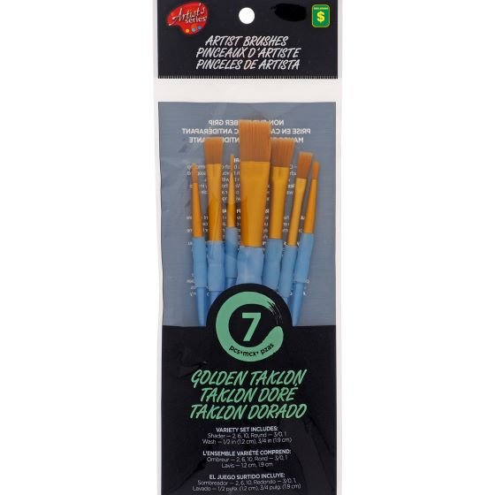 Craft Artist paint brush set