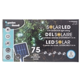 75 Guirlandes lumineuses solaires - 0