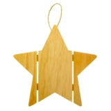 Wooden Decorative Slat (Assorted shapes) - 0