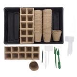 Grenhouse Seed Starter Kit - 1
