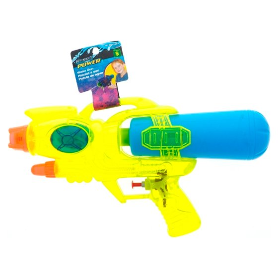 Colorful Clear Watergun