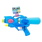 Colorful Clear Watergun With Opaque Reservoir - 1