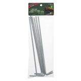 6PK Tent Steel Stakes - 0