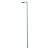 6PK Tent Steel Stakes - 1