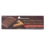 Biscuits fusion chocolat - 0