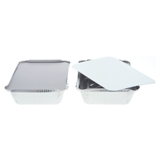 Foil Containers with Lids 2PK - 1