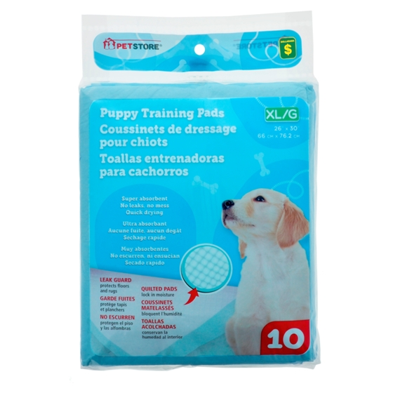 10 XL Puppy Training Pads