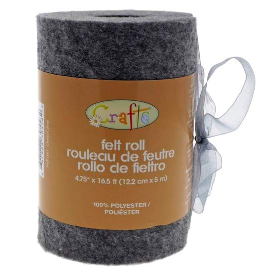 Coloured Felt Roll (Assorted Colours)