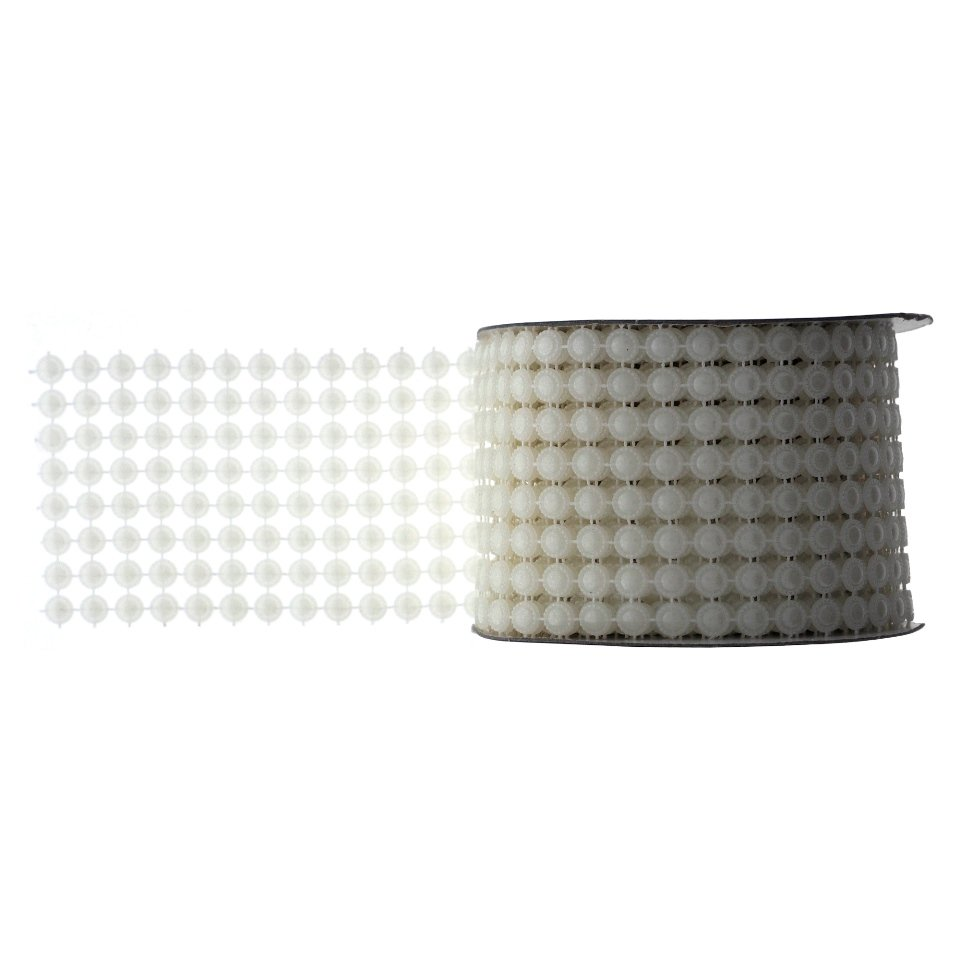 Wedding Pearl Style Ribbon on a Spool (Assorted Designs)
