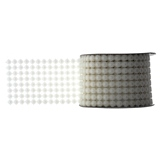 Wedding Pearl Style Ribbon on a Spool (Assorted Designs) - 0