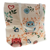 Reusable Fabric Bag (Assorted Designs) - 2
