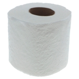 6 Fluff Bathroom Tissue Rolls - 1