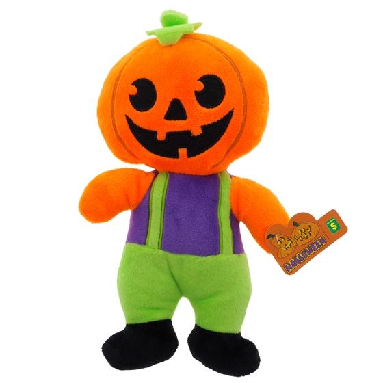 "10"" Halloween Plush Characters"