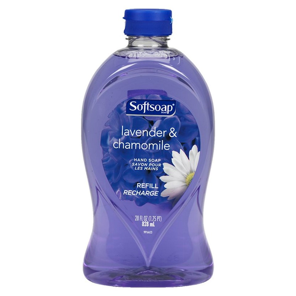 Softsoap Hand soap refill lavender and chamomile