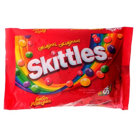 Skittles format petites joies